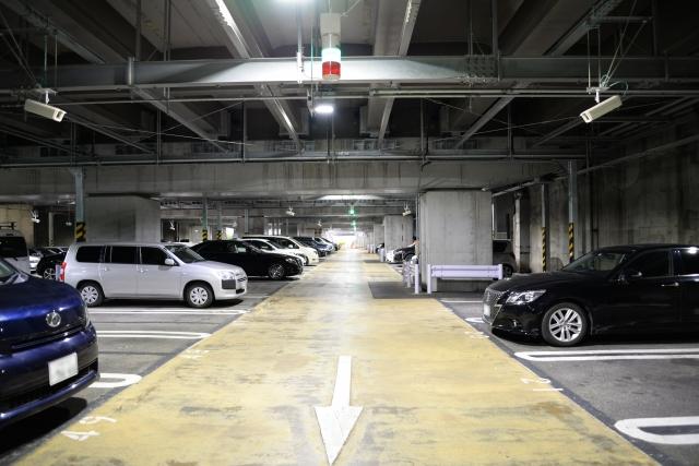 レゴランド東京-駐車場イメージ