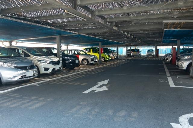 専用駐車場イメージ
