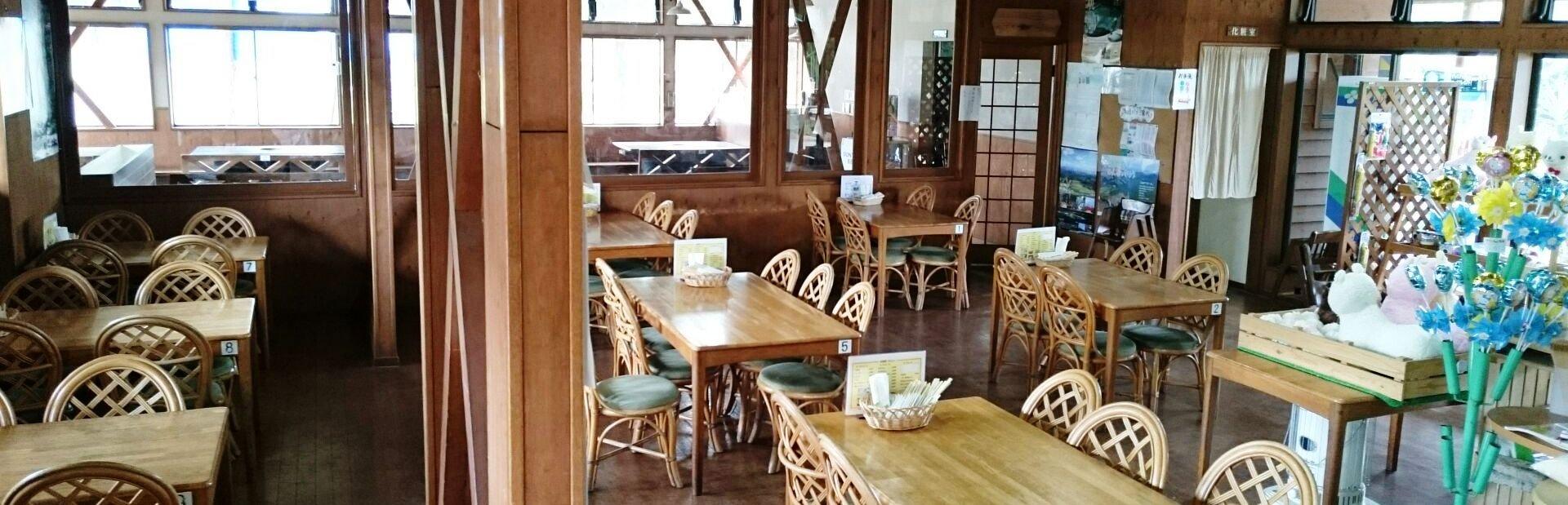 大山トム・ソーヤ牧場-軽食コーナー