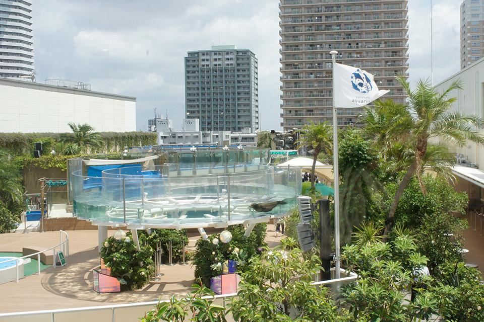 サンシャイン水族館-駐車場イメージ