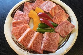 伊勢忍者キングダム-松阪牛&伊賀牛焼き肉
