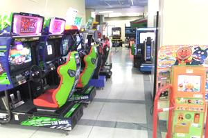 熱海城 ビデオゲームコーナー