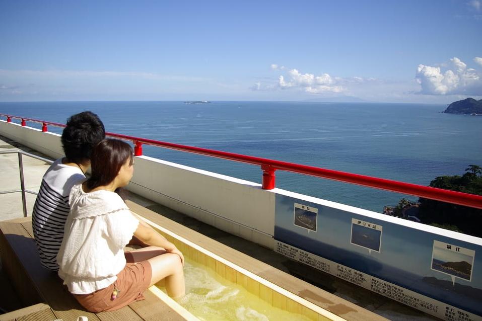 「熱海城」の全アクセス情報!バス・車・アタミロープウェイまでご紹介