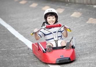関西サイクルスポーツセンター-サイクルリュージュ
