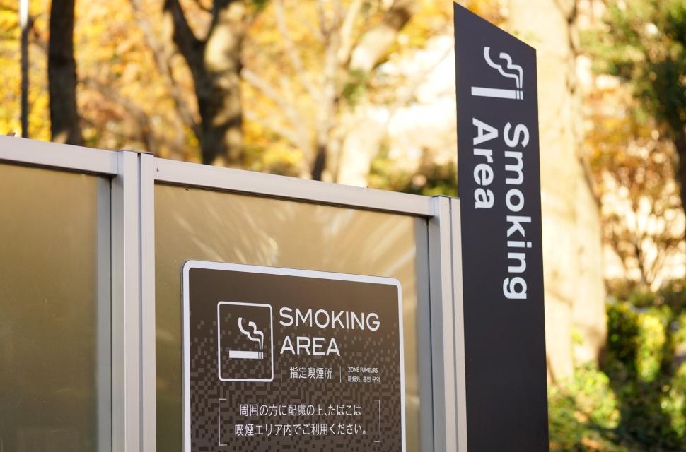 仙台の喫煙所イメージ