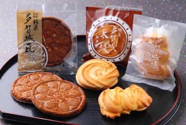 (1)梅月堂菓子本舗