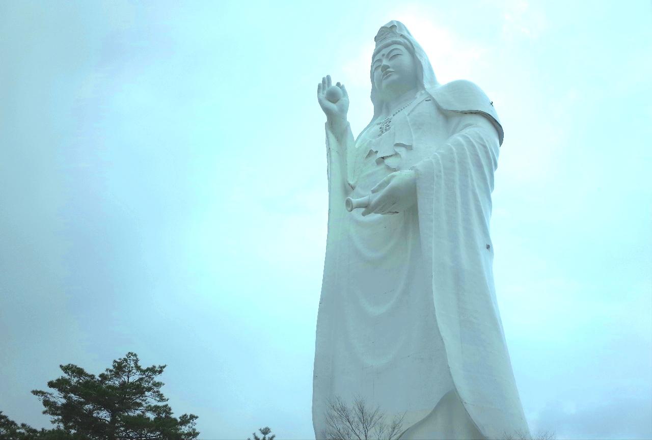 【仙台大観音】仙台市内を一望もできる!気になる見どころまとめ
