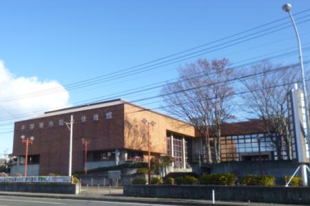 多賀城市の「多賀城市総合体育館」でお得に!安く!ジムトレーニングをしよう