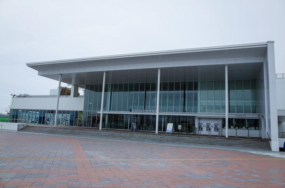 仙台うみの杜水族館のイメージ
