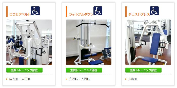 (3)マシン