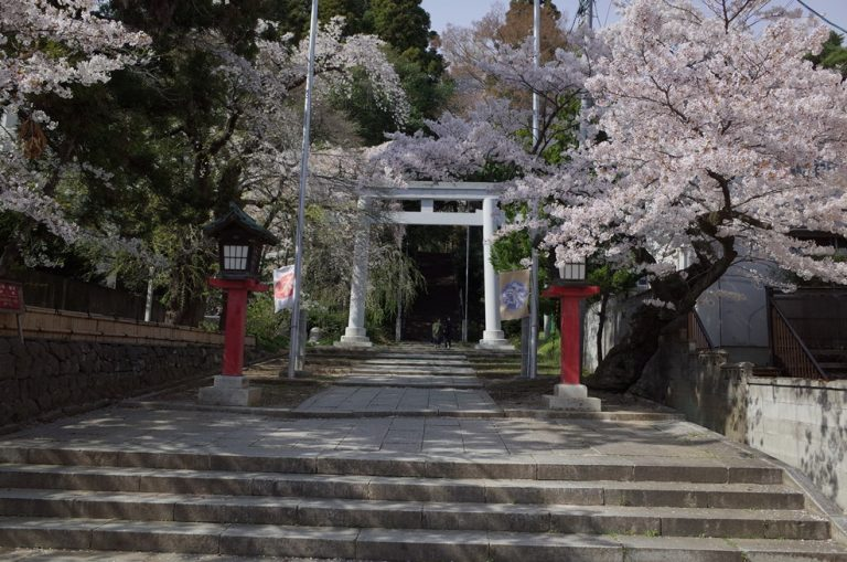 (1)青葉神社