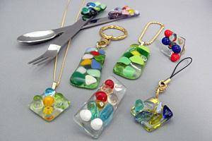 ガラスの森美術館-ガラス体験工房