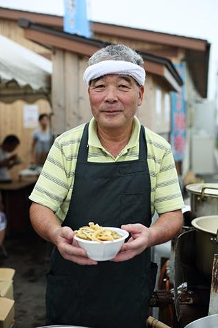 (3)天童製麺