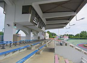 関西サイクルスポーツセンター-サイクルスタジアム観覧席