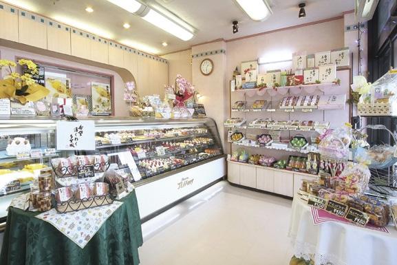 (4)洋菓子の店 ティファニー(多賀城店)