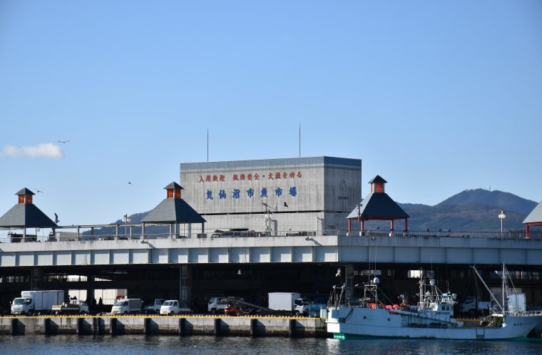 (1)気仙沼市魚市場
