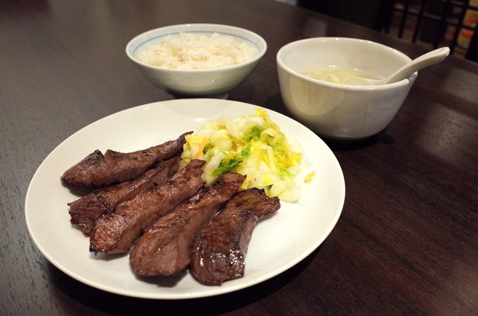 (23)牛たん料理 閣