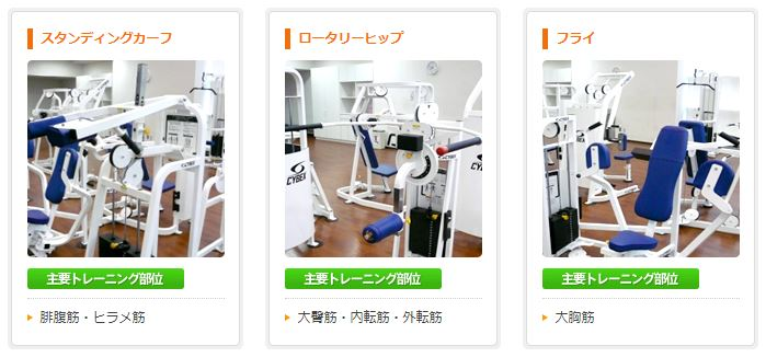 (2)マシン