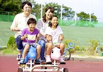 関西サイクルスポーツセンター-変わり種自転車