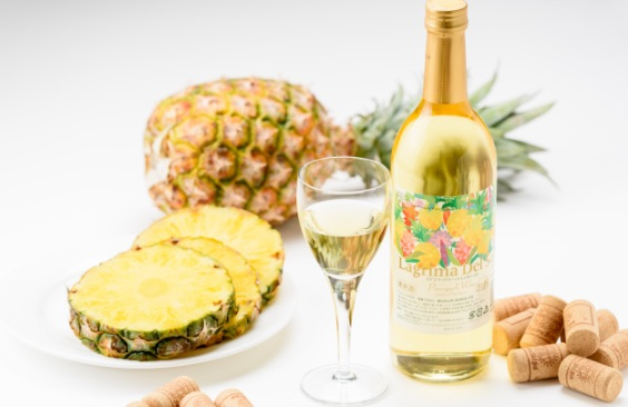 ナゴパイナップルパーク-パイナップルワイン