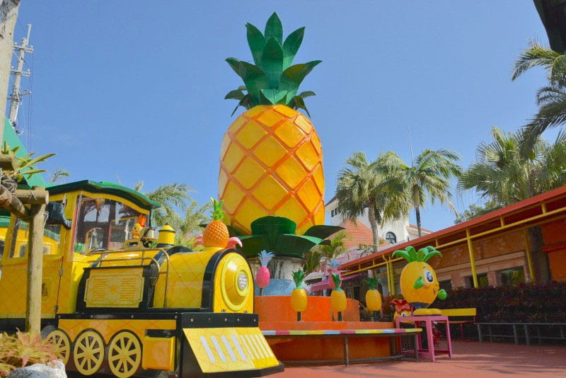 【割引あり】ナゴパイナップルパークを徹底解説|色んなパイナップルの試食・試飲が楽しめる!