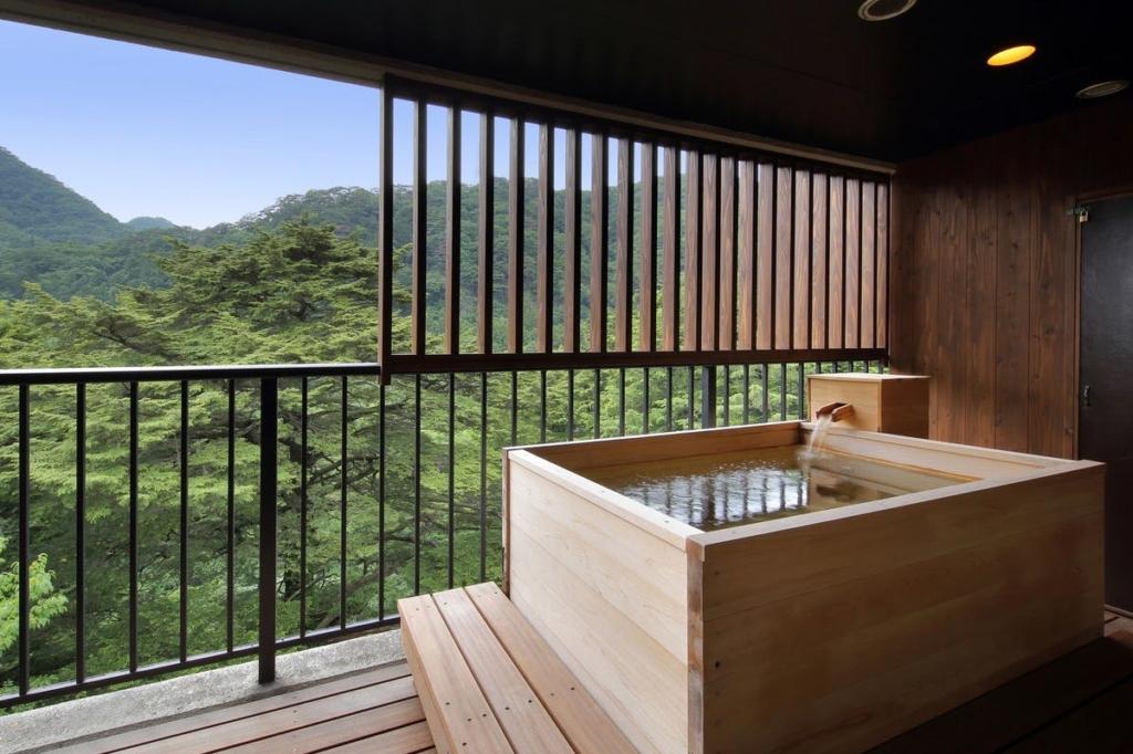 【格安】露天風呂付き客室がある関東の温泉旅館・ホテル10選!1万円台でカップルに人気