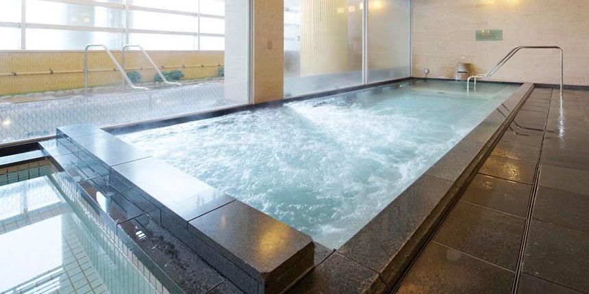 浅草ROXまつり湯 11種類のお風呂
