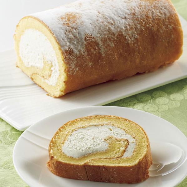 ビアードパパのバニラロールケーキ