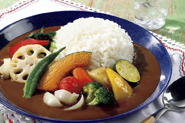 ミールキット(夏野菜を食べるカレー(12種野菜使用))