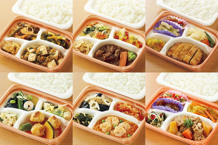 健康バランス弁当・お惣菜