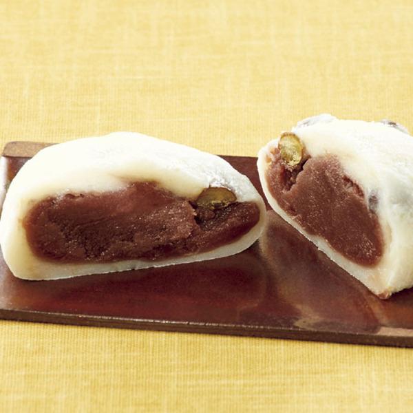 北海道産小豆使用 塩豆大福