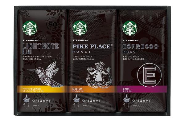 「スターバックス」 オリガミドリップコーヒー
