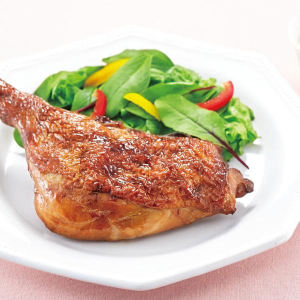 国産鶏の炭火焼ローストチキン