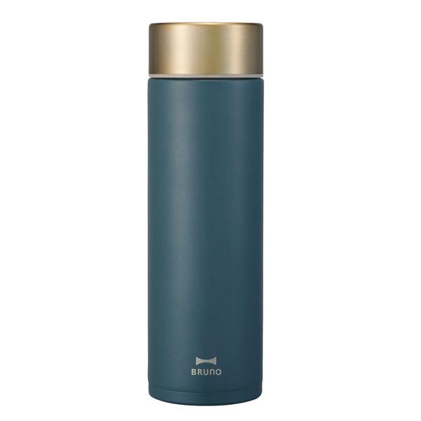 「ブルーノ」 ステンレスボトルTall (ネイビー)480ml