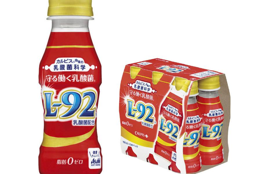 アサヒ飲料 カルピス 守る働く乳酸菌