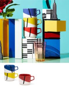 「MoMA」 デ・ステイル マグカップセット