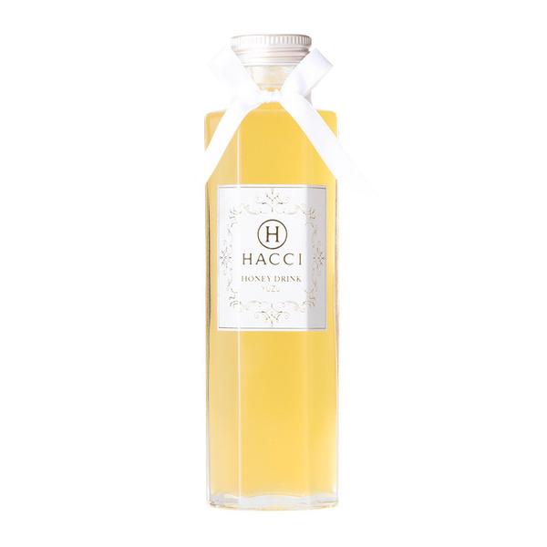 「HACCI(フード)」ゆずドリンク