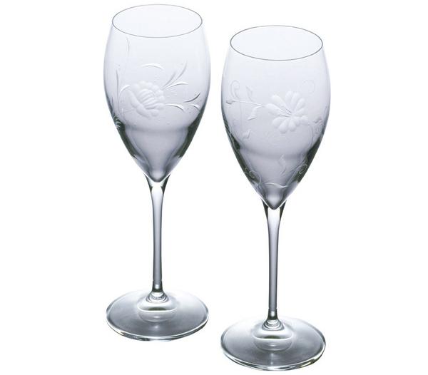 「Dresden Kristall(ドレスデンクリスタル)」 ワイン ペア エレガンスローズ&プリムローズ