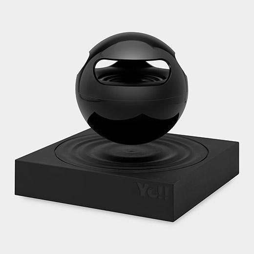 「MoMA」 ワイヤレススピーカー ホバリック ブラック