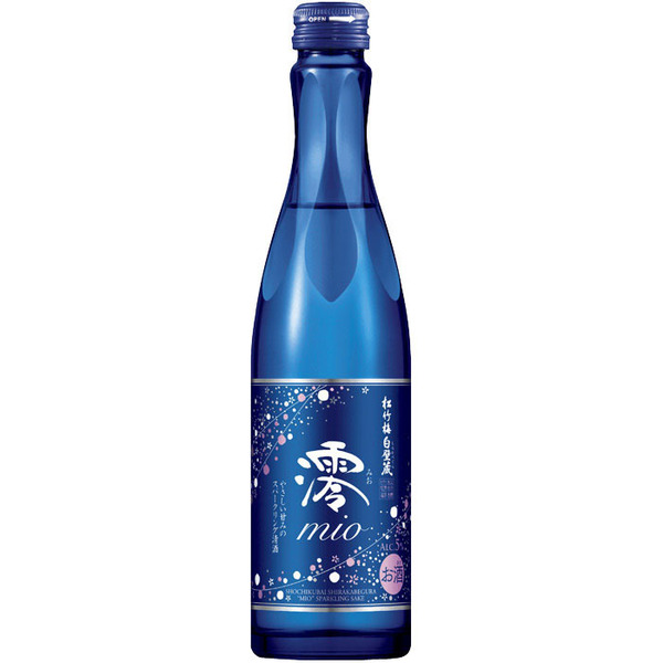 宝酒造 松竹梅 白壁蔵 スパークリング清酒 澪(みお) 300ml