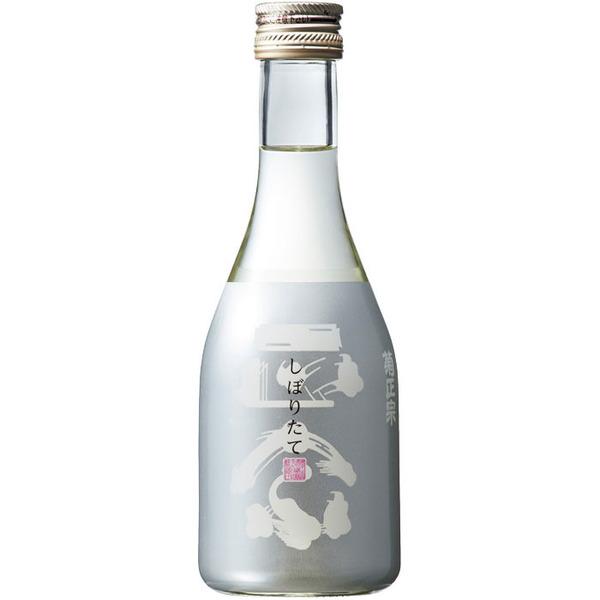 菊正宗酒造 菊正宗 しぼりたて生貯蔵酒  300ml