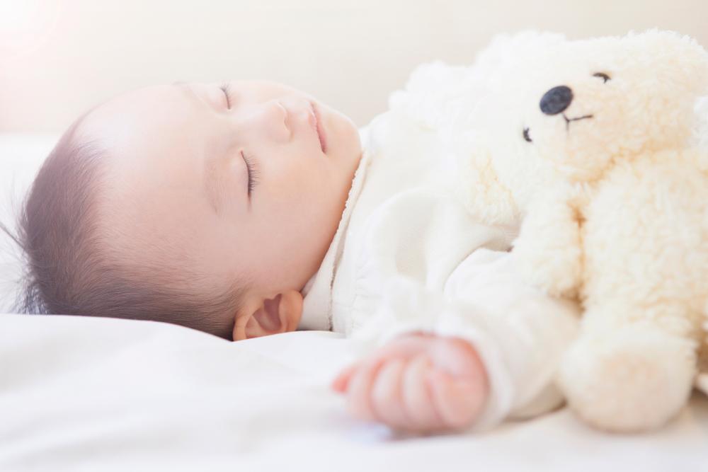 赤ちゃん 枕 イメージ