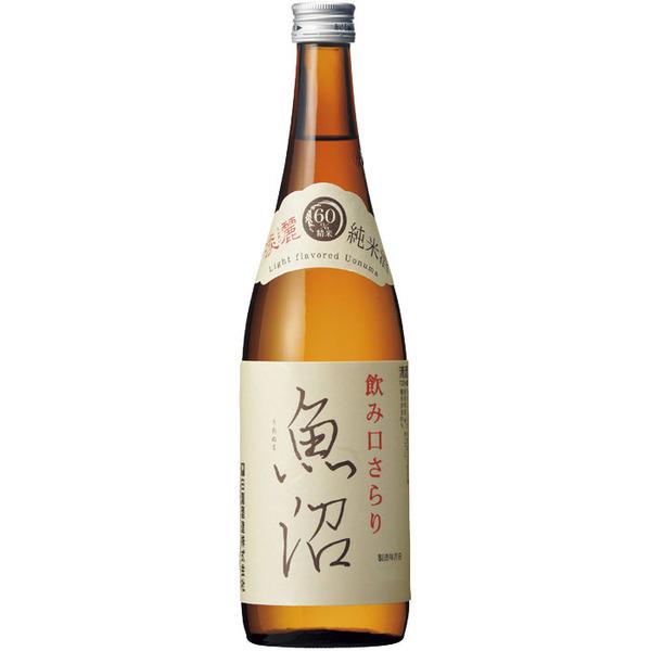 白瀧酒造 淡麗 魚沼 純米 720ml