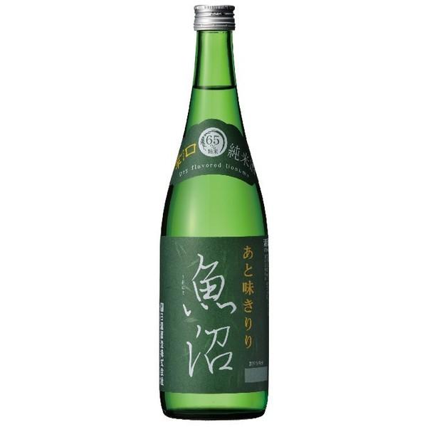 白瀧酒造 辛口魚沼 純米 720ml