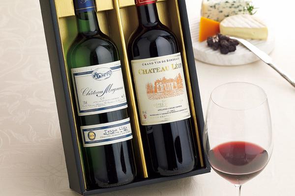 フランス ボルドー 紅白ワイン