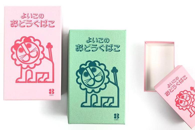 【ロフト限定】おどうぐばこ 名刺サイズ