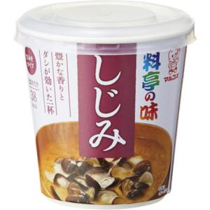 マルコメ 料亭の味 しじみ カップ 49g