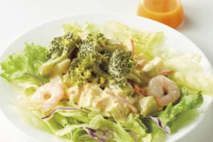 海老とブロッコリータルタルサラダ(商品変更)