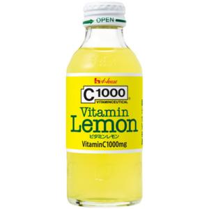 ハウスウェルネスフーズ C1000ビタミンレモン  140ml
