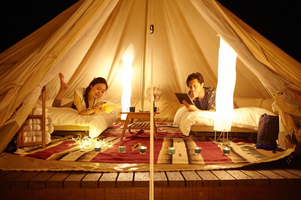 おしゃれ&便利!キャンプ用品おすすめ22選|インスタ映え抜群♪テント・ランタンなど